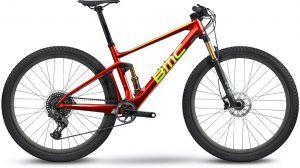BMC Fourstroke 01 ONE 2022 - Rød