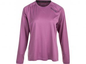 Endurance Jannie - Cykel/MTB trøje m. lange ærmer - Dame - Argyle Purple - Str. 36/S
