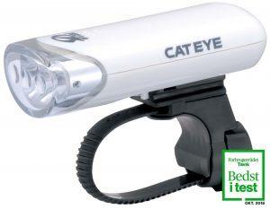 Forlygte Cateye HL-EL135N Hvid 3 LED 150+ Candela