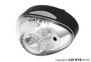 Forlygte Cateye Rapid 1 USB Genopladelig