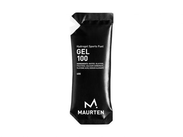 Maurten - Gel 100 - Hydrogel Sports Fuel - Neutral Smag - 40g