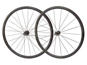 Vision Team 30 Comp - Hjulsæt - 700c - Clincher - Sort/grå