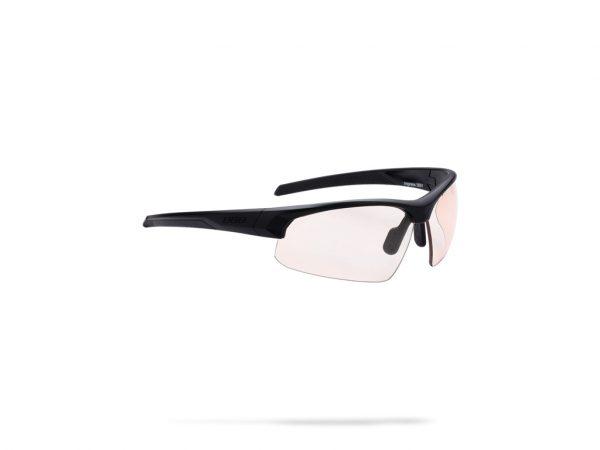 BBB Impress Reader - Fotokromiske cykelbriller med læsestyrke +1,5 - Sort