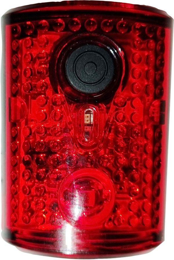 Bike Attitude 3 Funk. USB opladelig inkl. holder CG-211R Baglygte
