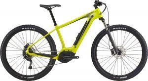 Cannondale 29 Trail Neo 4 2022 - Gul