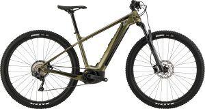 Cannondale Trail Neo 2 2022 - Grøn