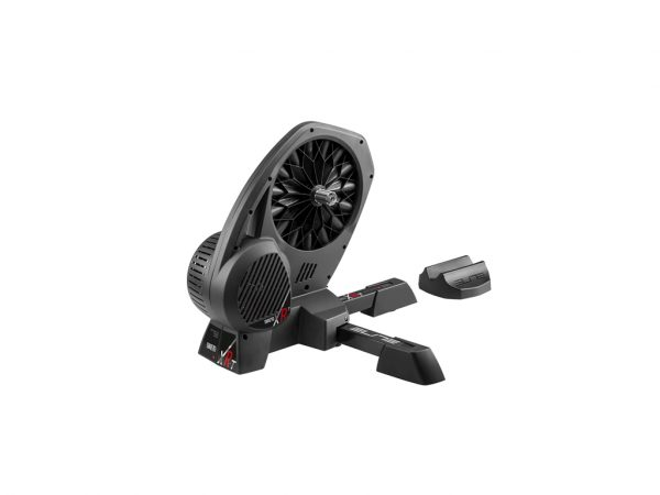 Elite Direto XR-T - Interaktiv Hometrainer med riser block - Zwift
