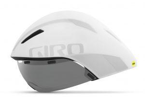 Giro Aerohead Mips - Enkeltstartshjelm - Str. 51-55 cm - Mat hvid