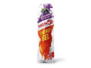 High5 EnergyGel - Solbær - 40 gram