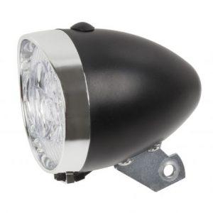 M-wave - LED Retro cykellygte til alle cykler, sort