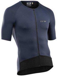 Northwave Essence Short Sleeve - Blå