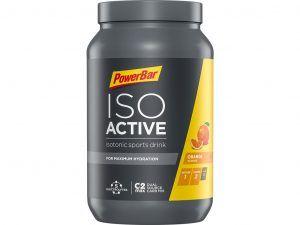 Powerbar IsoActive - Energidrik - Orange 1.320 gram