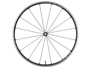 Shimano Forhjul - 700c Road Tubeless - WH-RS500 med QR aksel