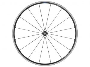 Shimano Forhjul - 700c Road Tubeless - WH-RS700-C30 med QR aksel
