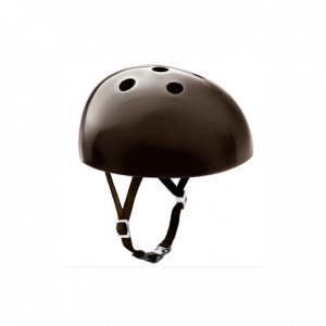 Yakkay Brun Smart Two Cykelhjelm