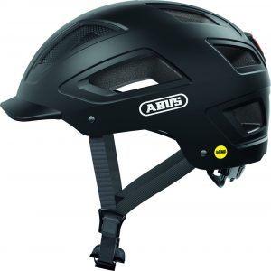 Cykelhjelm Abus Hyban 2.0 MIPS - Velvet Black