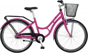 """Kildemoes Bikerz 24"""" 7g Pige 2020 - Pink"""