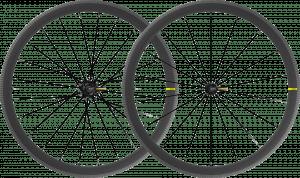 Mavic Cosmic SL 40 Fælg Carbon Hjulsæt - Shimano 11sp