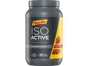 Powerbar IsoActive - Energidrik - Red fruit punch 1.320 gram
