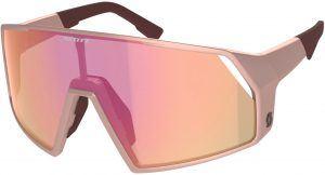 Scott Pro Shield Cykelbrille - Lyserød