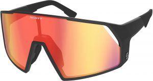 Scott Pro Shield Cykelbrille - Sort/Rød