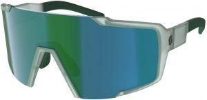 Scott Shield Compact Cykelbrille - Grøn/Blå