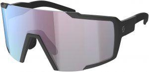 Scott Shield Compact Cykelbrille - Trail Linse - Sort/Blå