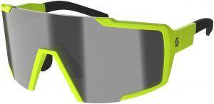Scott Shield Compact LS Cykelbrille - Fotokromisk - Gul