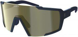 Scott Shield Cykelbrille - Blå