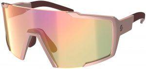 Scott Shield Cykelbrille - Lyserød