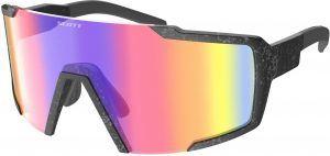 Scott Shield Cykelbrille - Sort/Rød
