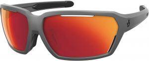 Scott Vector Cykelbrille - Grå/Rød