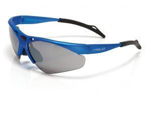 XLC - Tahiti - Cykelbrille - 3 sæt linser - Blå/Sort